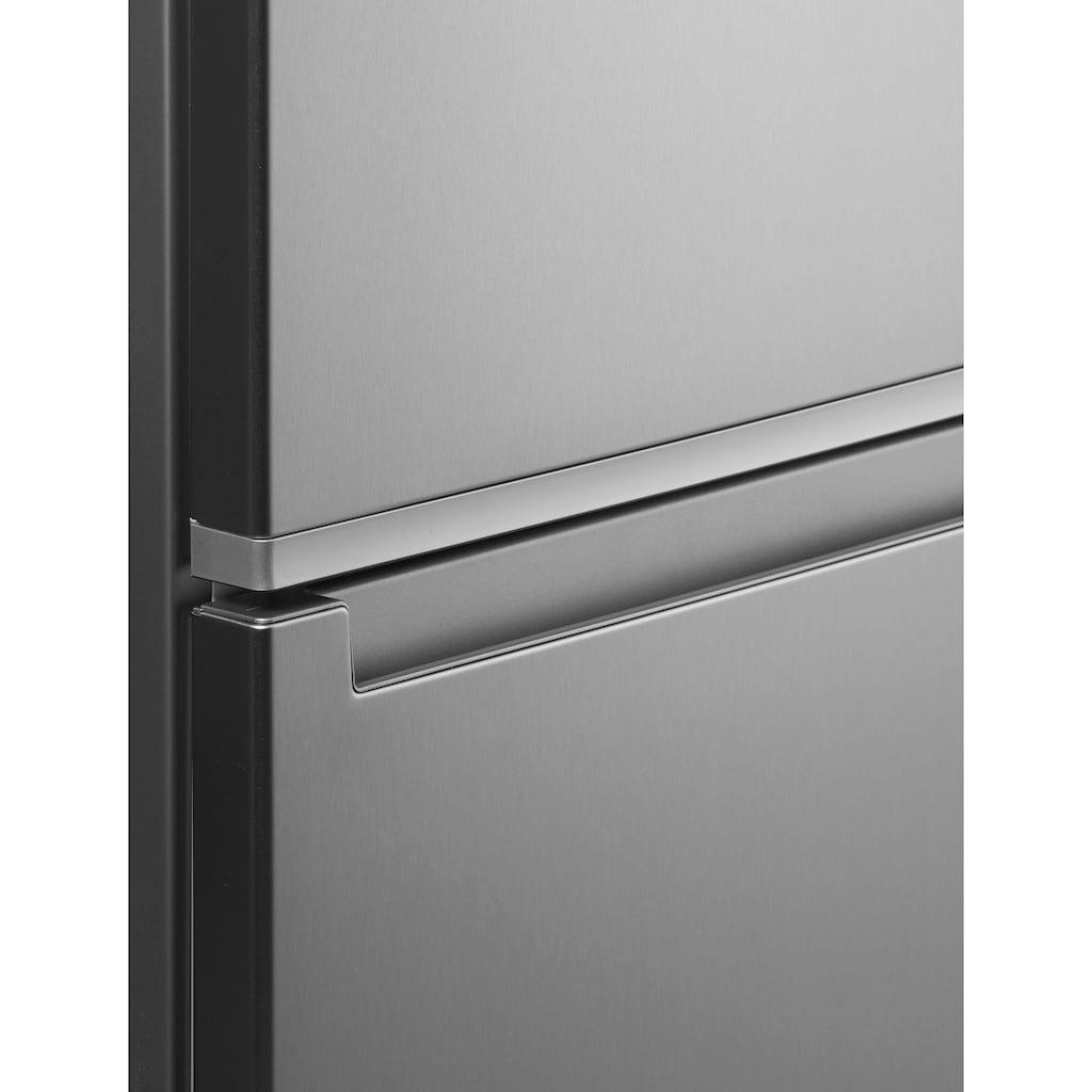 BAUKNECHT Kühl-/Gefrierkombination, 176 cm hoch, 59,5 cm breit