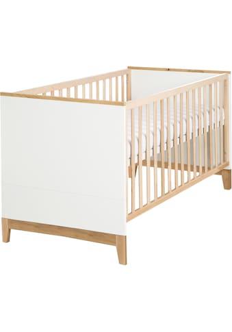 roba® Babybett »Kombi-Kinderbett Finn mit Standfüßen« kaufen