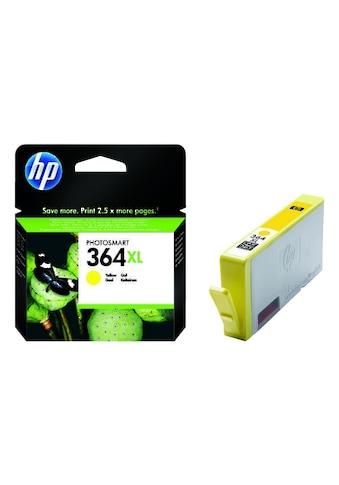 HP Tintenpatrone HP 364XL gelb »HP CB325EE« kaufen