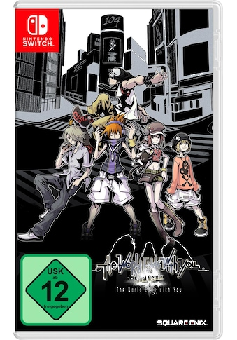 The World Ends With You  - Final Remix -  Nintendo Switch kaufen