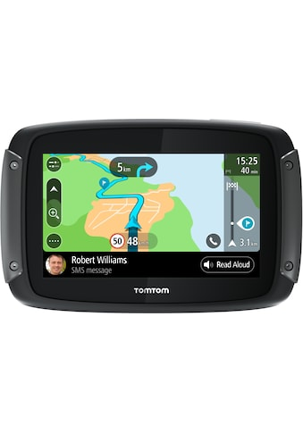 TomTom Navigationsgerät »RIDER 500 Europe«, ( ), Motorrad-Navigationsgerät kaufen