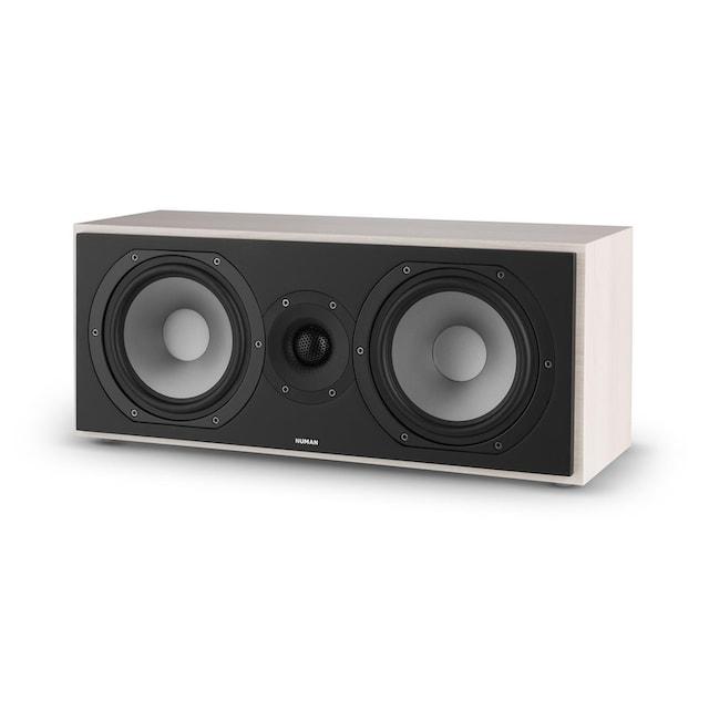 NUMAN Zwei-Wege-Center-Lautsprecher D'Appolito graue Eiche »Reference 803«