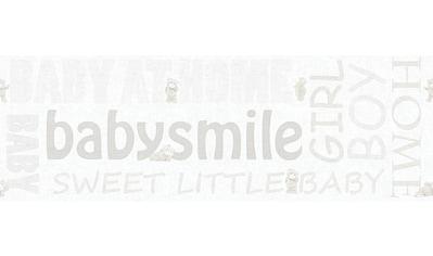 LIVINGWALLS Bordüre »Little Stars«, für das Kinderzimmer, Vlies, PVC - frei kaufen