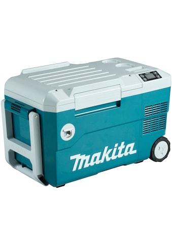 Makita Trolley-Kühlbox »Kühl- und Wärmebox, DCW180Z«, 20 Liter, 18V, 12V/24V KFZ,... kaufen