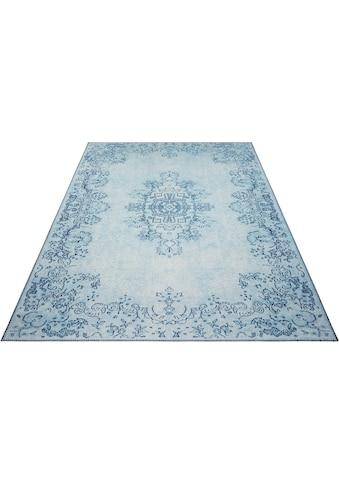 Leonique Teppich »Tuan«, rechteckig, 6 mm Höhe, Orient-Vintage-Optik, Wohnzimmer kaufen