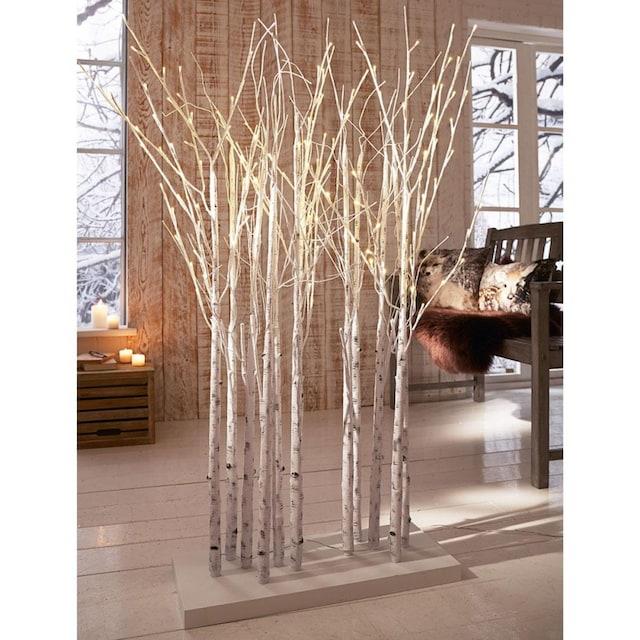 ,LED Baum»Birkenwald«,