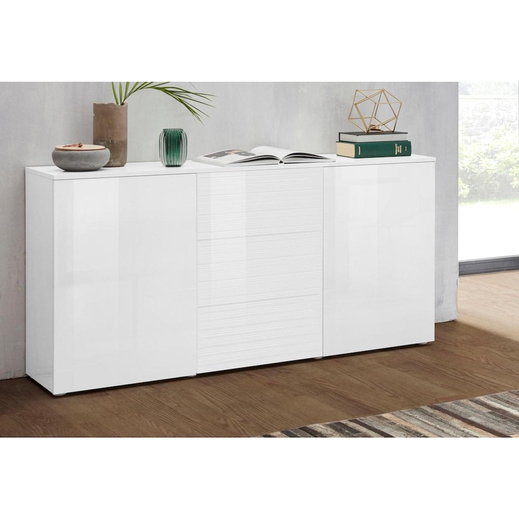 borchardt Möbel Sideboard »Savannah«, Breite 139 cm