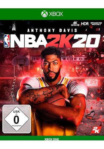 2K Spiel »NBA 2K20«, Xbox One kaufen