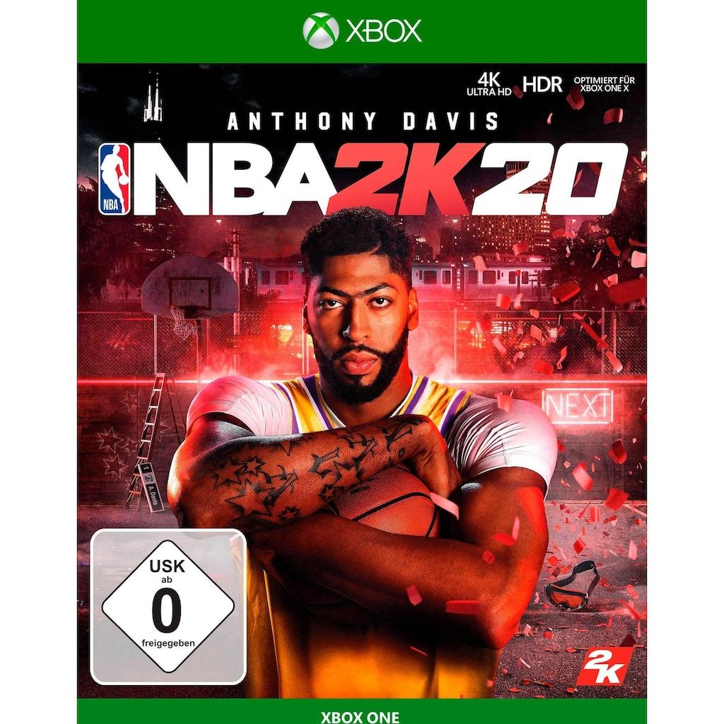 2K Spiel »NBA 2K20«, Xbox One