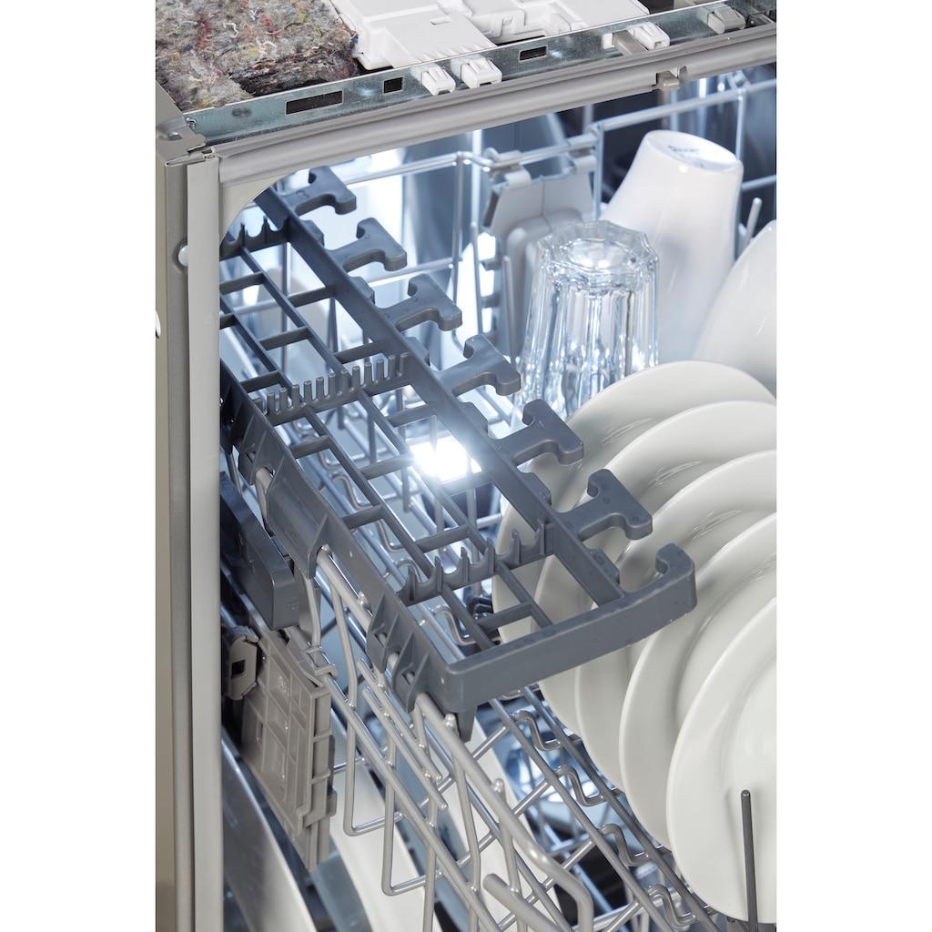 BEKO Unterbaugeschirrspüler »DUN28O35X«, DUN28O35X, 14 Maßgedecke, mit Energiesparfunktion ECO