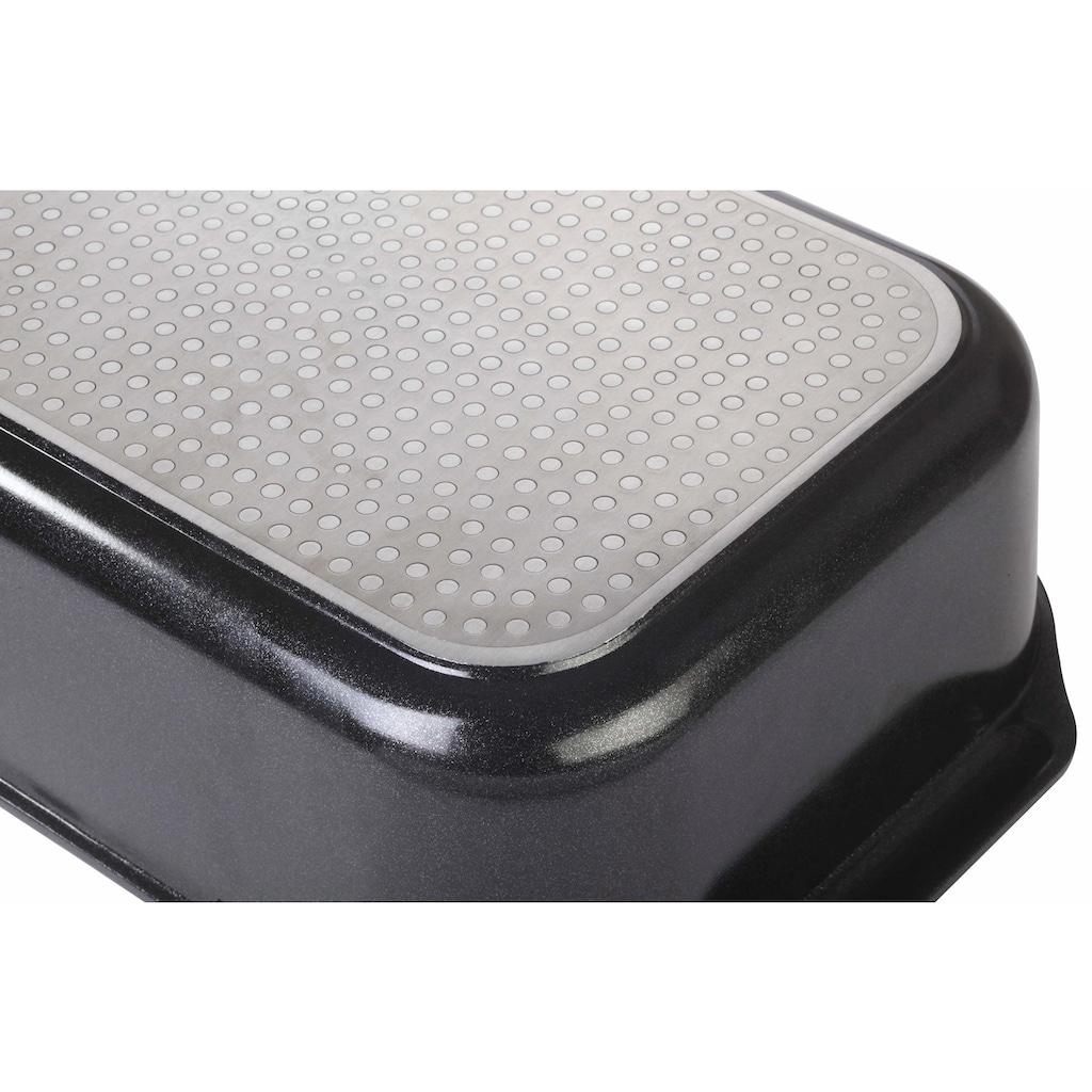 GSW Bräter »Ceramica Stone«, Aluminiumguss, (1 tlg.), Induktion