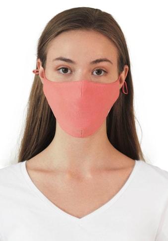 TOM TAILOR Mund-Nasen-Maske, mit Logo-Print kaufen