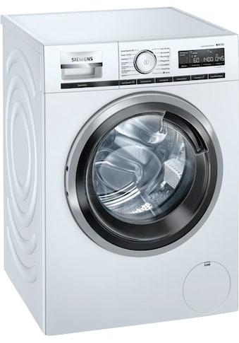 SIEMENS Waschmaschine »WM14XM42«, iQ700, WM14XM42, 9 kg, 1400 U/min kaufen