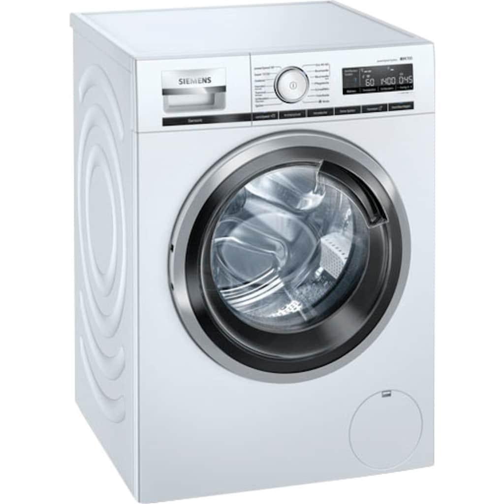 SIEMENS Waschmaschine »WM14XM42«, iQ700, WM14XM42