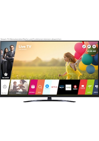 "LG LCD-LED Fernseher »55UP81009LA«, 139 cm/55 "", 4K Ultra HD, Smart-TV kaufen"