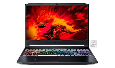 Acer AN515 - 55 - 76Z3 Gaming - Notebook (39,6 cm / 15,6 Zoll, Intel,Core i7, 0 GB HDD, 512 GB SSD) kaufen
