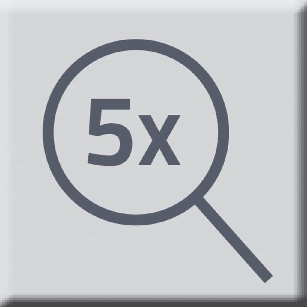 RIDDER Vergrößerungsspiegel »Mulan«