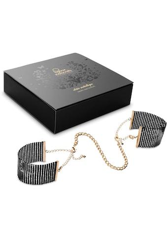 Bijoux Indiscrets Handfesseln »Desir Metallique Cuffs«, auch als Armbänder tragbar kaufen