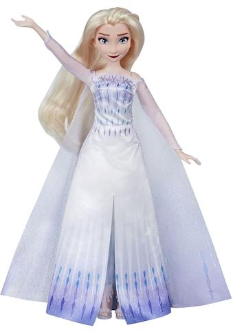 Hasbro Anziehpuppe »Die Eiskönigin II, Traummelodie Elsa«, mit Sound kaufen