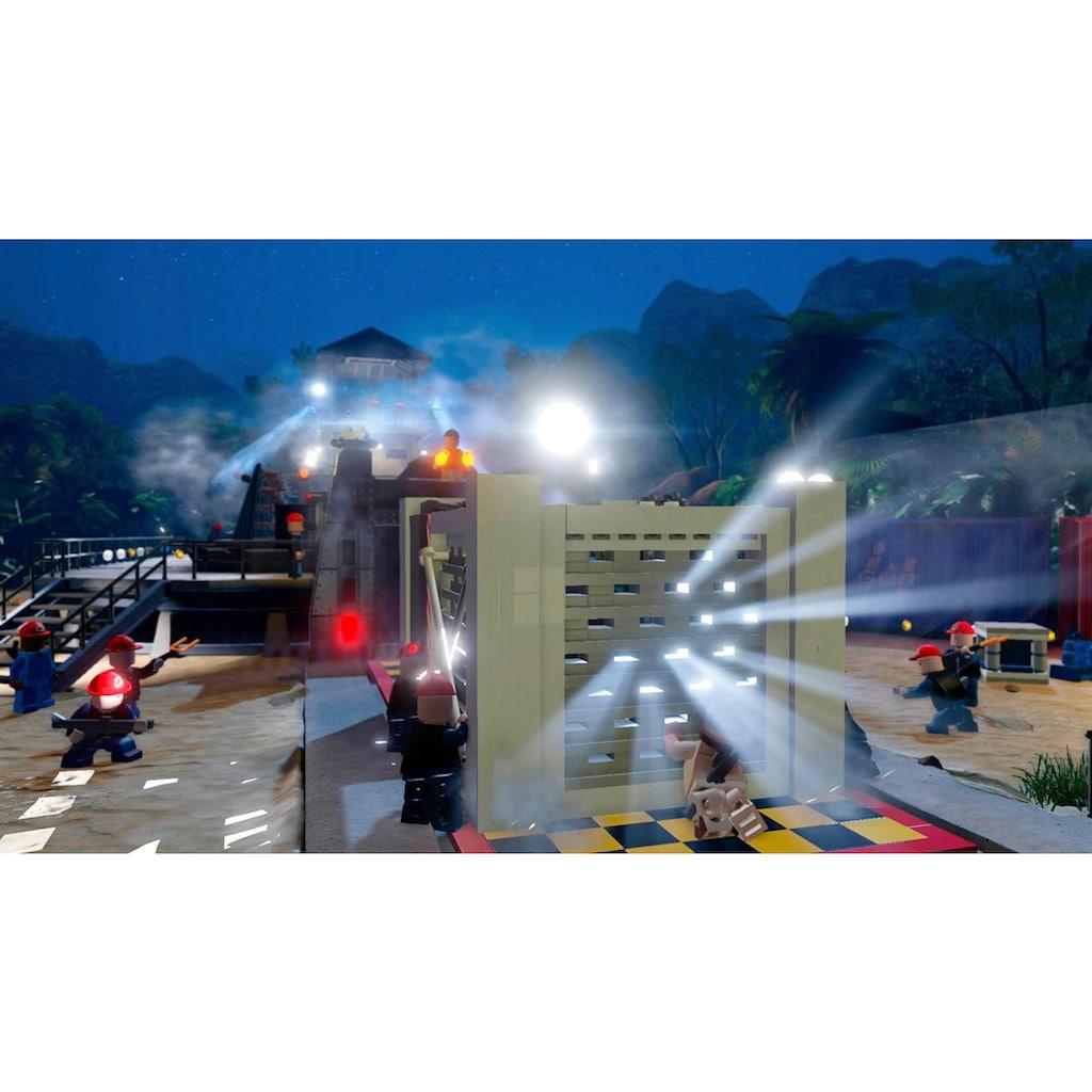 Warner Games Spiel »Lego Jurassic World«, Xbox 360, Software Pyramide
