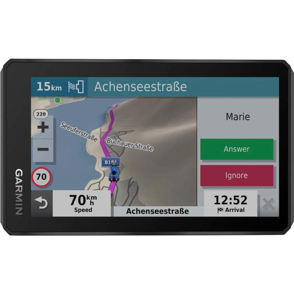 Garmin Motorrad-Navigationsgerät »zumo XT«, (Westeuropa)