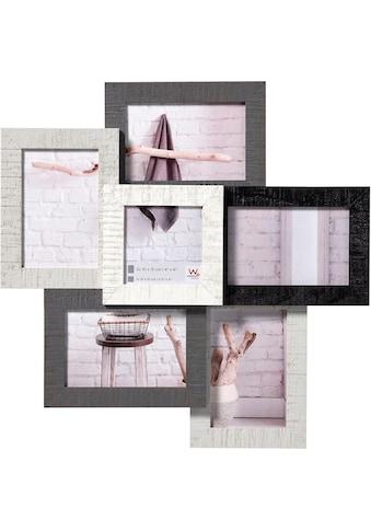 Walther Galerierahmen »Home«, für 6 Fotos kaufen
