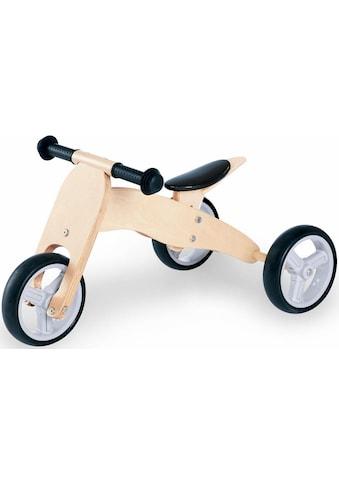 Pinolino® Laufrad »Lauflerndreirad 2in1«, Lauflerndreirad 2in1 kaufen