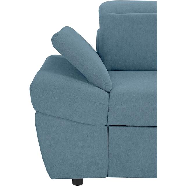 exxpo - sofa fashion Ecksofa