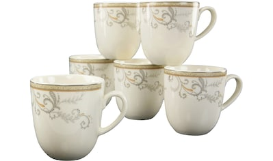 CreaTable Tasse »Villa Medici«, (Set, 6 tlg.) kaufen