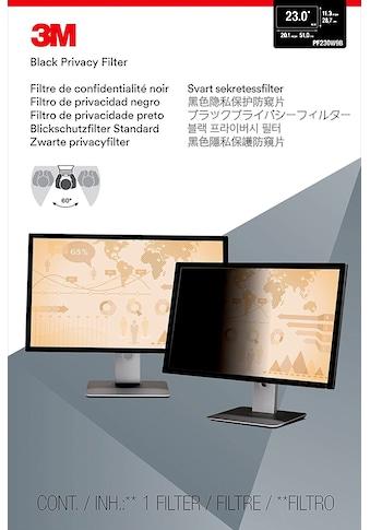 """3M PF23.0W9 Blickschutzfilter Standard »für Desktop 58,4 cm (23"""")« kaufen"""
