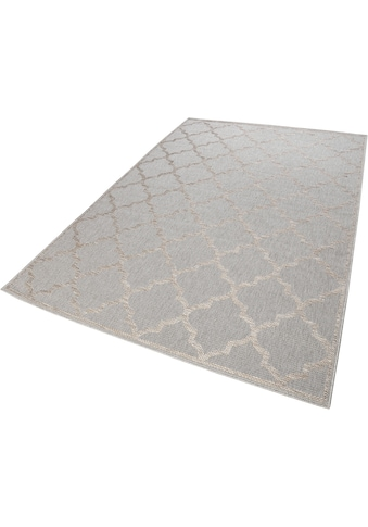 Wecon home Teppich »Gleamy«, rechteckig, 5 mm Höhe, In- und Outdoor geeignet, Wohnzimmer kaufen