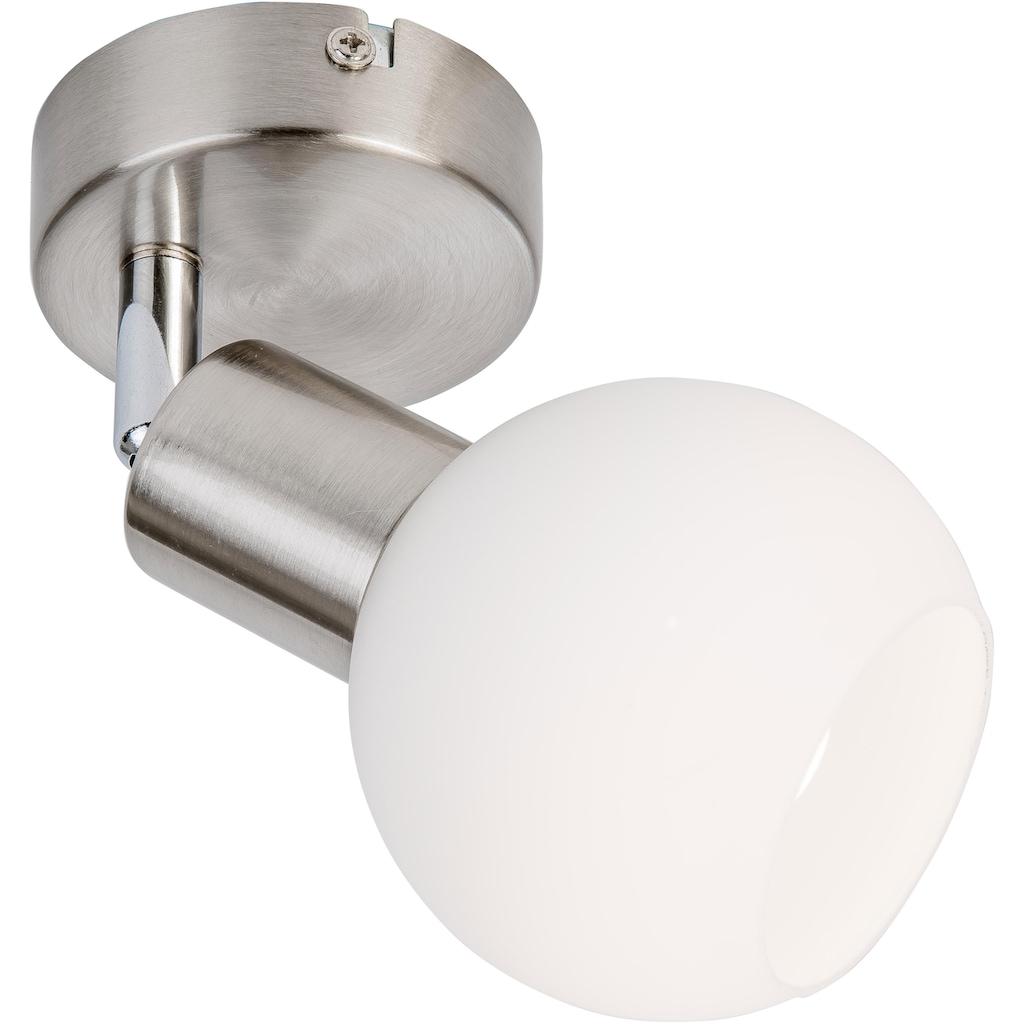 Nino Leuchten LED Wandstrahler »LOXY«, E14, Warmweiß