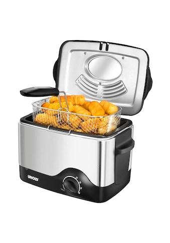 Unold Fritteuse »Kompakt 58615«, Fassungsvermögen z. B. 0,5 kg Pommes kaufen
