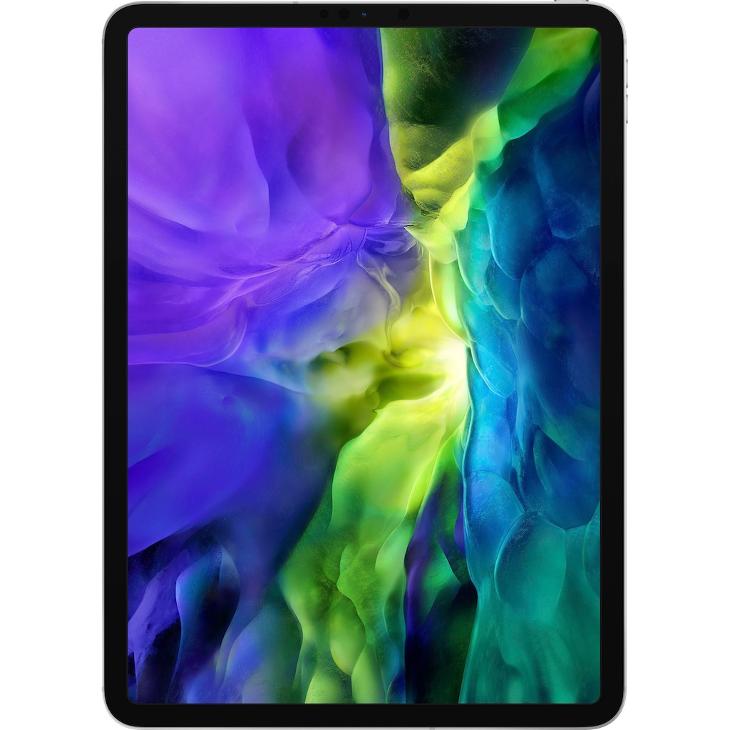 Apple Tablet »iPad Pro 11.0 (2020) - 1 TB Cellular«, Kompatibel mit Apple Pencil 2