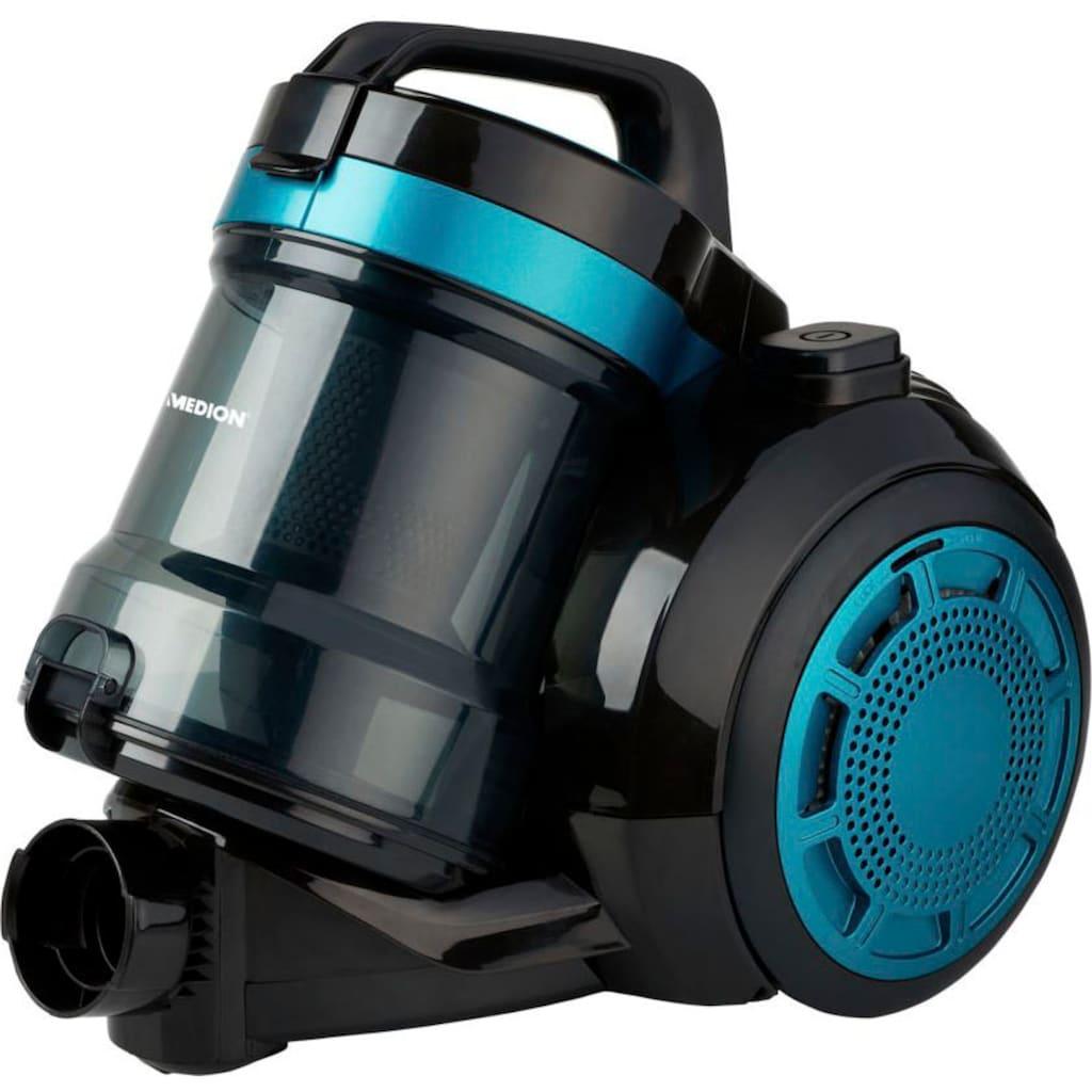 Medion® Bodenstaubsauger »MD 19407«, 800 W, beutellos