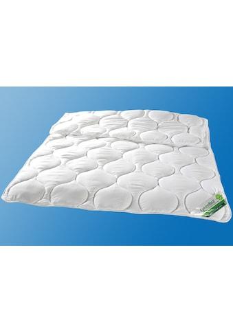 KBT Bettwaren Kunstfaserbettdecke »Greenfirst®«, normal, (1 St.), mit... kaufen