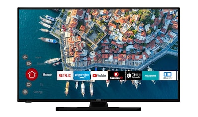 Hitachi LED - Fernseher (43 Zoll, Full HD, Smart TV, Triple Tuner) »F43E4100« kaufen