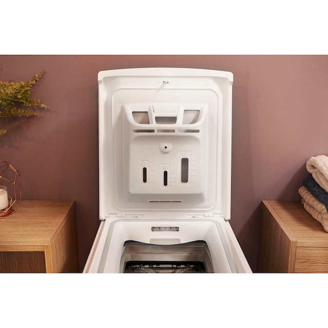 BAUKNECHT Waschmaschine Toplader WAT Prime 550 SD