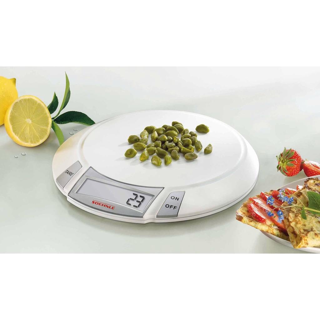Soehnle Küchenwaage »Olympia«, (1 tlg.)