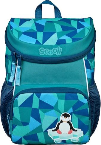 Scooli Kinderrucksack »Mini-Me, Peter Penguin«, Reflektoren kaufen