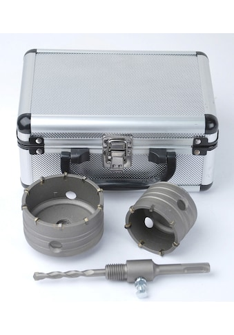 Brüder Mannesmann Werkzeuge Bohrersatz »(4-tlg.)«, (Set, 4 tlg.) kaufen