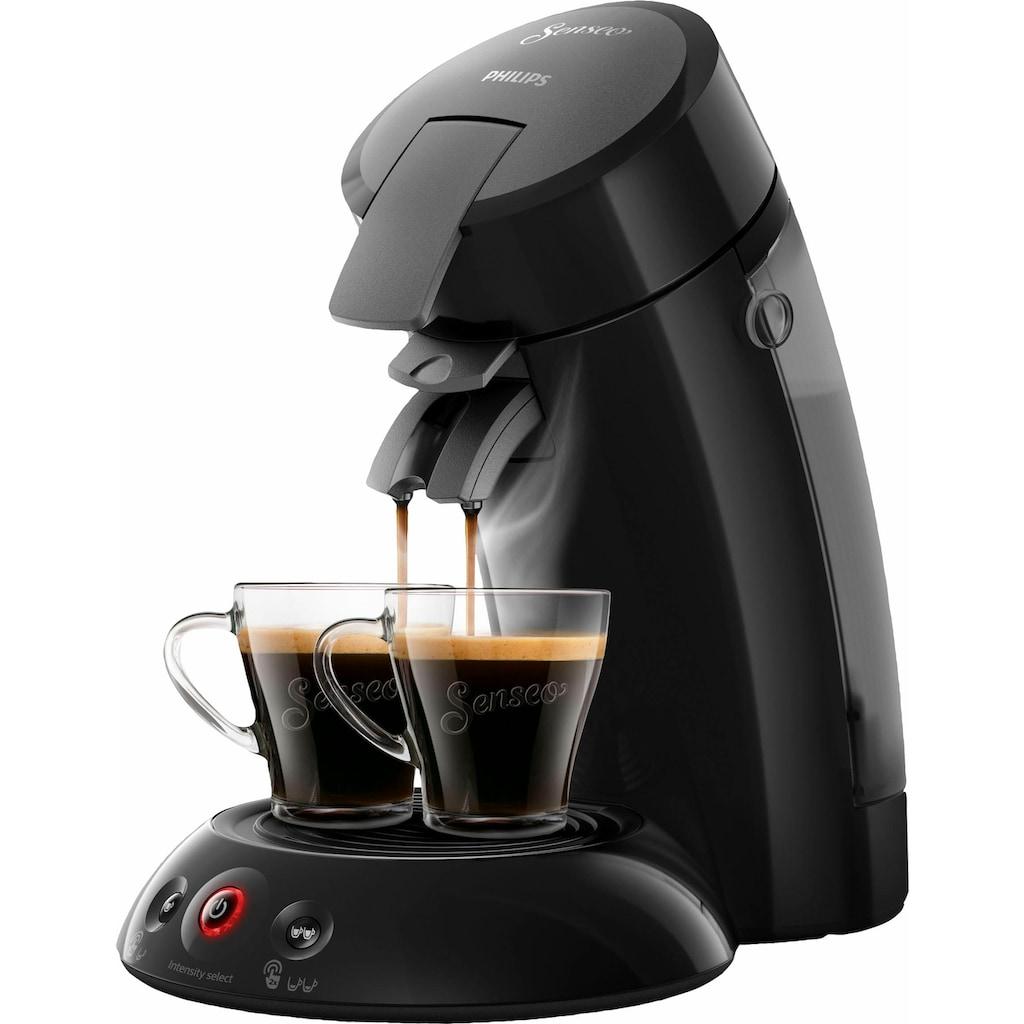 Senseo Kaffeepadmaschine »HD6554/68 New Original«, inkl. Gratis-Zugaben im Wert von 5,- UVP