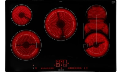 SIEMENS Elektro - Kochfeld von SCHOTT CERAN® iQ500 ET801LMP1D kaufen