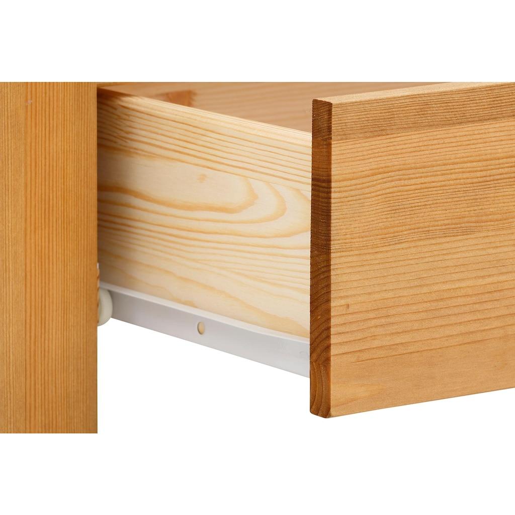 Home affaire Couchtisch »Agave«, mit 2 Schubladen