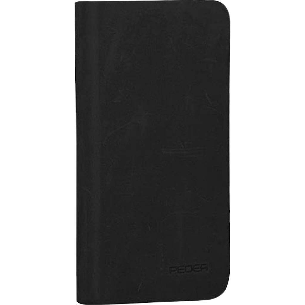 PEDEA Handytasche »Echtleder Book Cover für Apple iPhone 7«