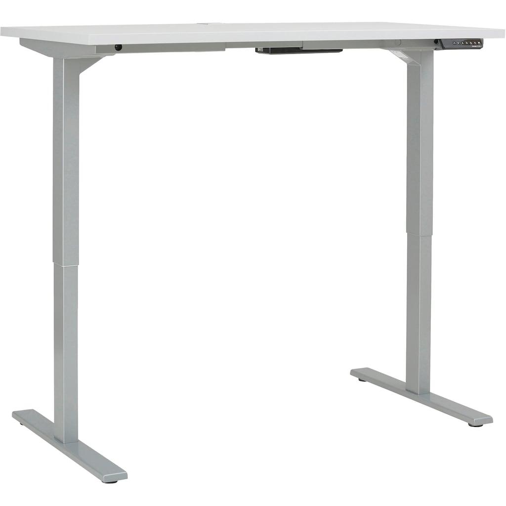 Maja Möbel Schreibtisch »5502 eDJUST«, höhenverstellbarer
