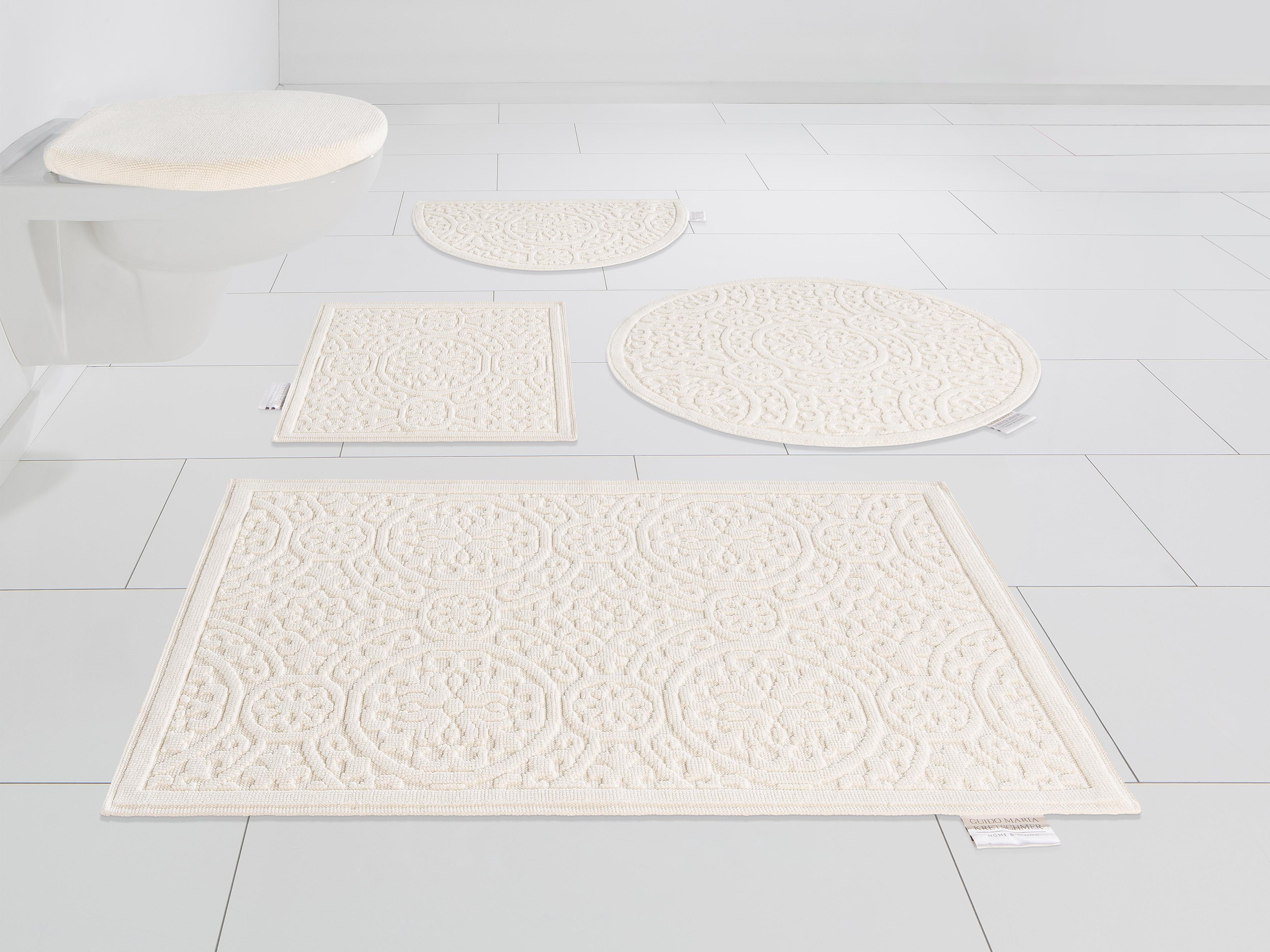 Badematte »Garden Pastels«, Guido Maria Kretschmer Home&Living, Höhe 3 mm | Bad > Badgarnituren > Badvorleger | GUIDO MARIA KRETSCHMER HOME & LIVING