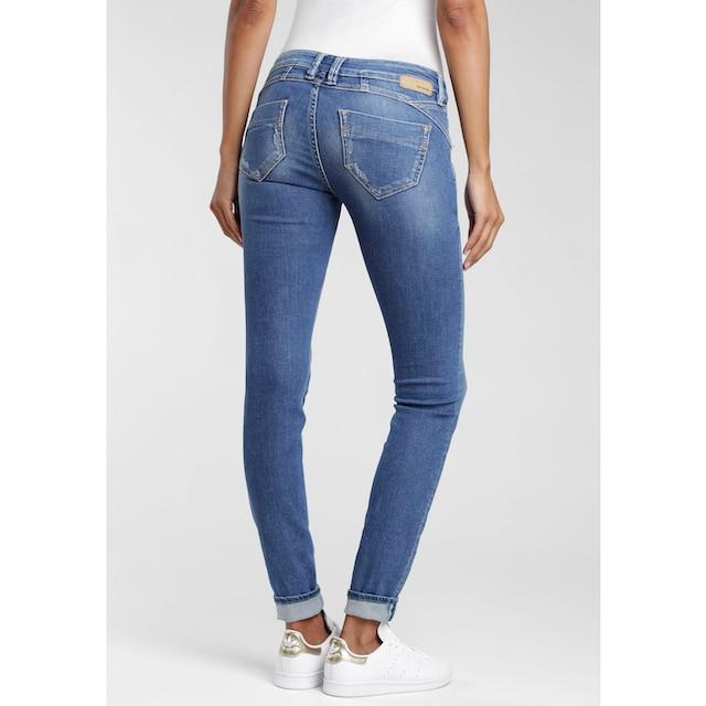 GANG Skinny-fit-Jeans »Nena«