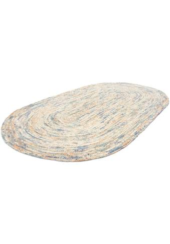 morgenland Teppich »Sisalteppich Teppich Triana«, oval, 6 mm Höhe kaufen