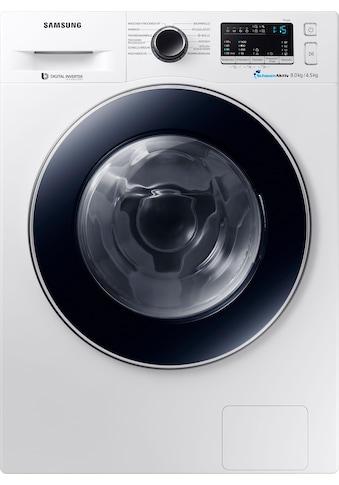 Samsung Waschtrockner WD8EM4A33JW, 8 kg / 4,5 kg, 1400 U/Min kaufen